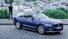 Essai Ford Mustang 6 GT V8 Convertible : Sang pur sang