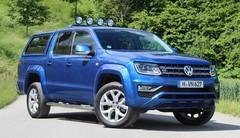 Essai Volkswagen Amarok restylé : le pick-up premium