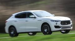 Essai Maserati Levante : levant(e) debout