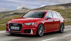 La future Audi RS4