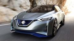 Future Nissan Leaf : 550 km d'autonomie !