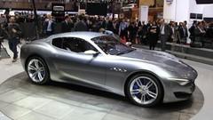 Maserati : bientôt une sportive électrique ?