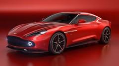 Aston Martin Vanquish Zagato Concept : le luxe british façon italienne