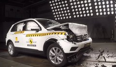 Tiguan 2016 : cinq étoiles au crash-test EuroNCAP