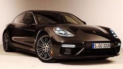 Fuite sur Internet : voici la Porsche Panamera