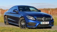 Essai Mercedes Classe C Coupé : que cache-t-elle sous sa belle robe ?