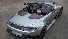 L'Aston Martin Vantage GT12 tombe le haut pour Goodwood