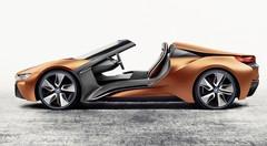 BMW : bientôt une i8 entièrement électrique ?