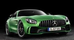 La future Mercedes-AMG GT R 2016 fuite sur la toile !