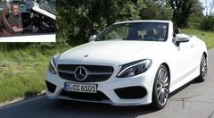 Essai Mercedes C 250 d Cabriolet 2016 : classe C confidentiel