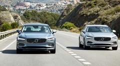 Essai Volvo V90 et S90 : Suédoises stylées