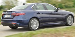Essai Alfa Romeo Giulia 2,2 Turbo: Séduction à l'italienne