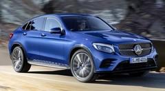 Mercedes dévoile les tarifs du GLC Coupé