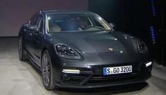 Nouvelle Porsche Panamera 2016 : les vidéo, photos et infos officielles