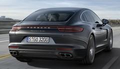 Porsche Panamera 2017 : La nouvelle Panamera montre tout