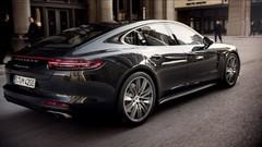 Porsche Panamera : berline 911 connectée