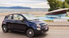 Fiat 500 Riva : Pot de yaourt endimanché