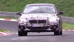 La future BMW Série 2 Gran Coupé sort du bois