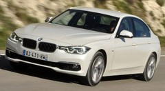 Essai BMW Série 3 318i (2016) : Plan à trois