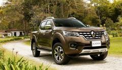 Renault dévoile la version de série de son pick-up Alaskan