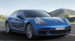 Porsche Panamera : un V8… diesel de 422 ch pour une 911 à 4 portes