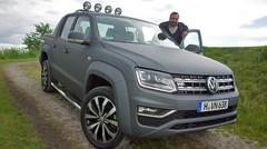 Essai Volkswagen Amarok V6 TDI restylé : Pick-up, sauce SUV
