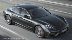La logique d'un choix de Porsche Panamera hybrides