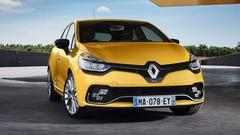 Renault Clio RS : Un regard menaçant !