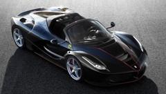 Ferrari LaFerrari : Aperta ou Spider, mais surtout rare !