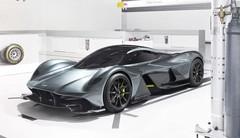 Aston Martin lève le voile sur la supercar absolue