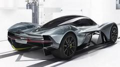 Aston Martin AM-RB 001 : autant de chevaux que de kilos