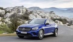 Essai Mercedes GLC Coupé : La dynamique du style