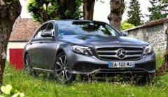Essai Mercedes Classe E 220 d : Technophile mais conservatrice !