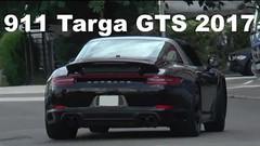 Porsche 911 Targa : aussi en GTS