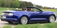 """Essai Ford Mustang Convertible: """"Un homme et une femme"""", 50 ans après"""