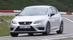Essai Seat Leon Cupra TSI 290 Sub 8 2016 : Cup racing dans les Carpates
