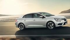 Renault Megane Sedan : pas pour la France