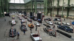 Exposition Mercedes au Grand Palais: le reportage vidéo