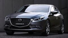 Les nouveautés de la Mazda 3 2017