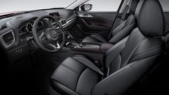 Petit restylage pour la Mazda 3