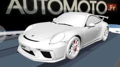 Future Porsche 911 GT3 2016 : Fuite via… réalité augmentée !