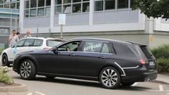 Mercedes : la Classe E All Terrain se montre