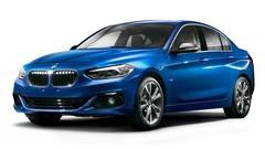 BMW Série 1 Berline: la petite Série 3 réservée à la Chine