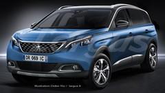 Nouveau Peugeot 5008 (2017) : plus qu'un 3008 à 7 places ?