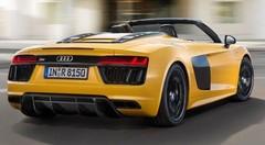 Audi : la R8 Spyder disponible à partir de 184000 €