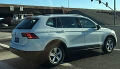 Volkswagen Tiguan : un Tiguan empattement long aux Etats-Unis