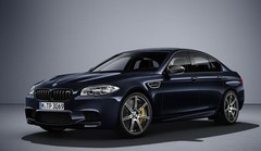 "BMW M5 : une ""Competition Edition"" au catalogue"