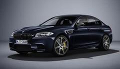 BMW lève le voile sur la M5 « Edition Competition »