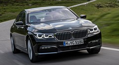BMW 740e iPerformance : 4 cylindres sous le capot !