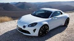 Nouvelle Renault Alpine : écoutons le son du moteur en attendant le cabriolet